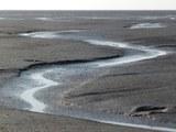 Priele im Wattenmeer
